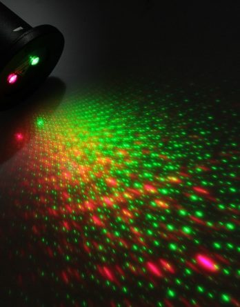 Laserové projektory