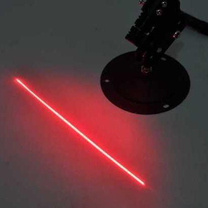 Červené laserové moduly | 650nm