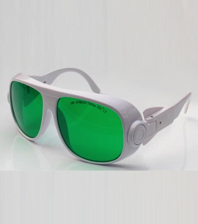 Ochranné okuliare proti červeným laserom, UV laserom a modrým laserom