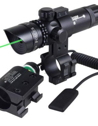 Laserové zameriavače