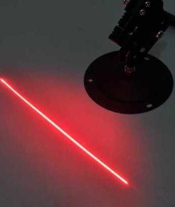 Červené laserové moduly   650nm