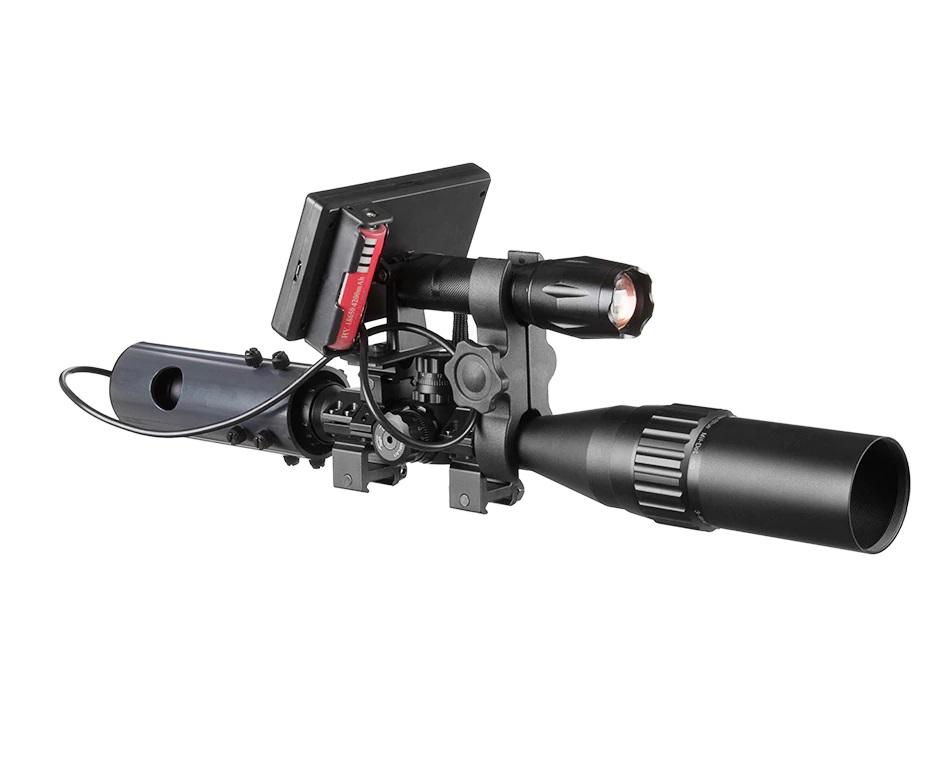 IR Nočné videnie pre poľovníkov na puškohľad – 200m