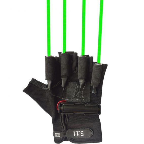 Laserové rukavice