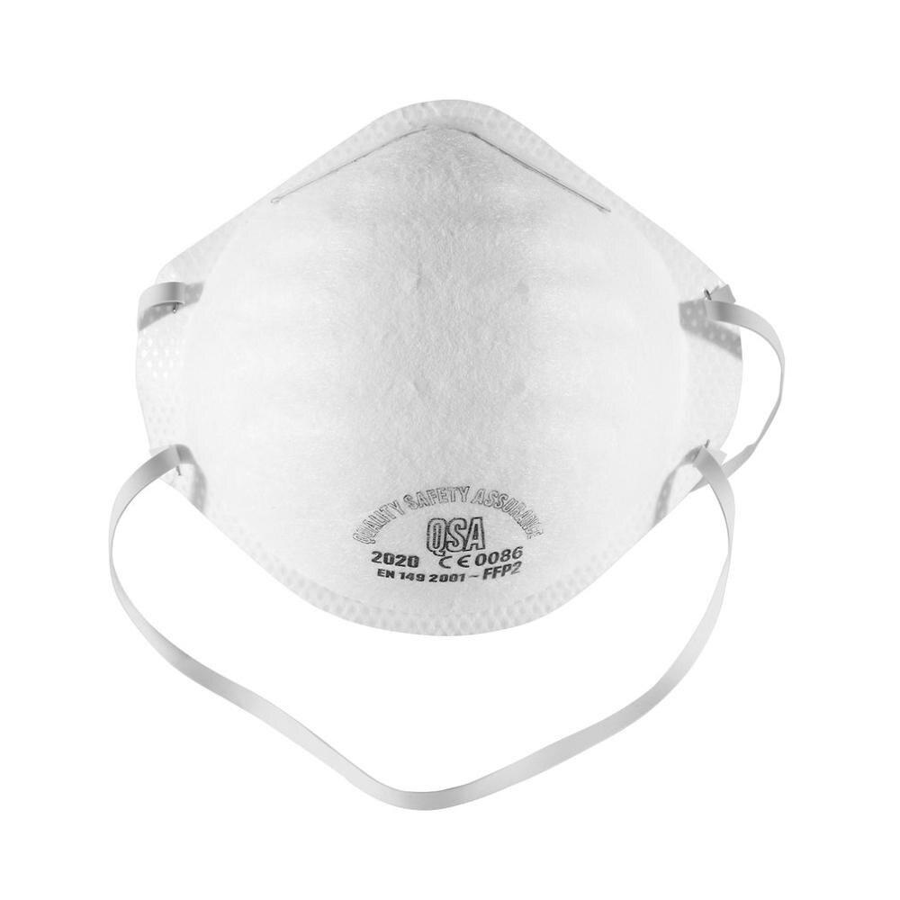 Certifikovaný FFP2 respirátor – CE,  FFP2 EN149 2001